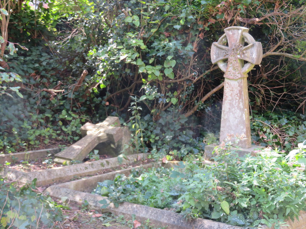 St. Mary's graveyard
