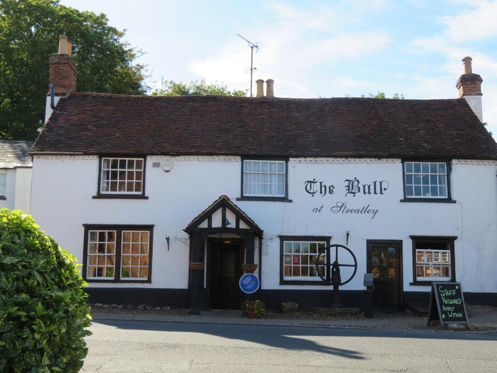 The Bull at Streatley