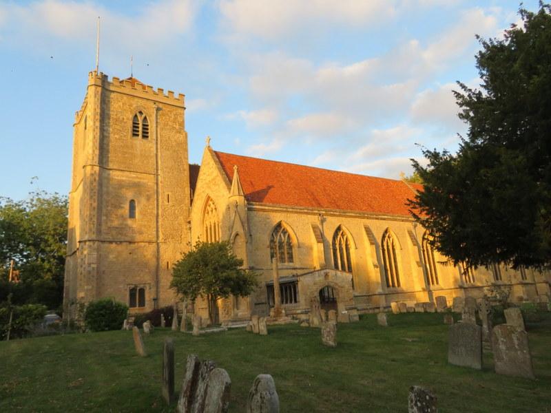 Beautiful Dorchester Abbey