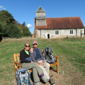 Windsor to Maidenhead then on to Marlow  We'd miss so much if we weren't walking! Anglo-Saxon churches, castles, wildlife and other walkers.
