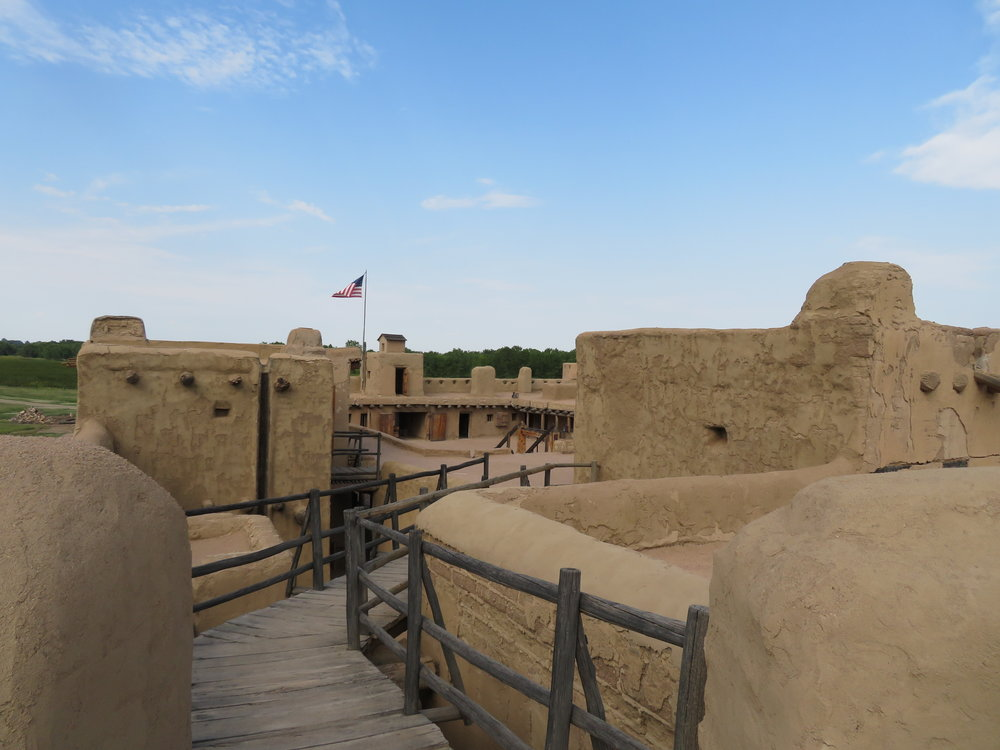 Bent's Old Fort  - Colorado - August 2018