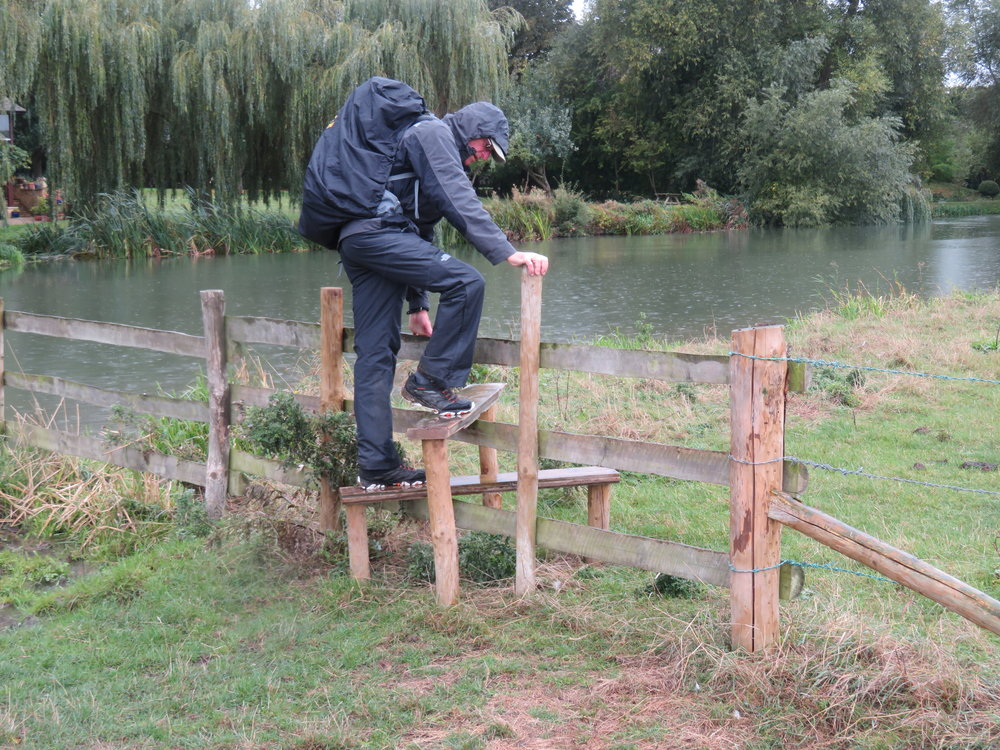 Hiking the Thames Path was a good trial run for one of the world's great hikes