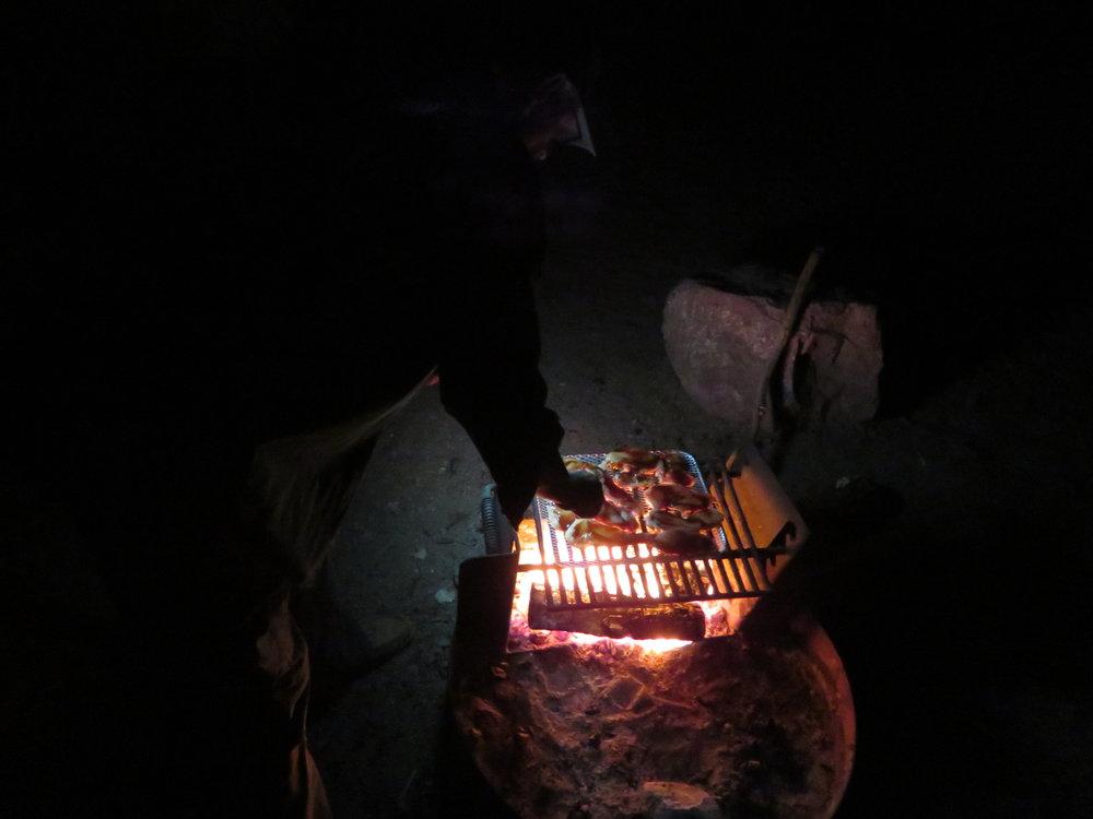 lakemead_bbq chicken for dinner.JPG