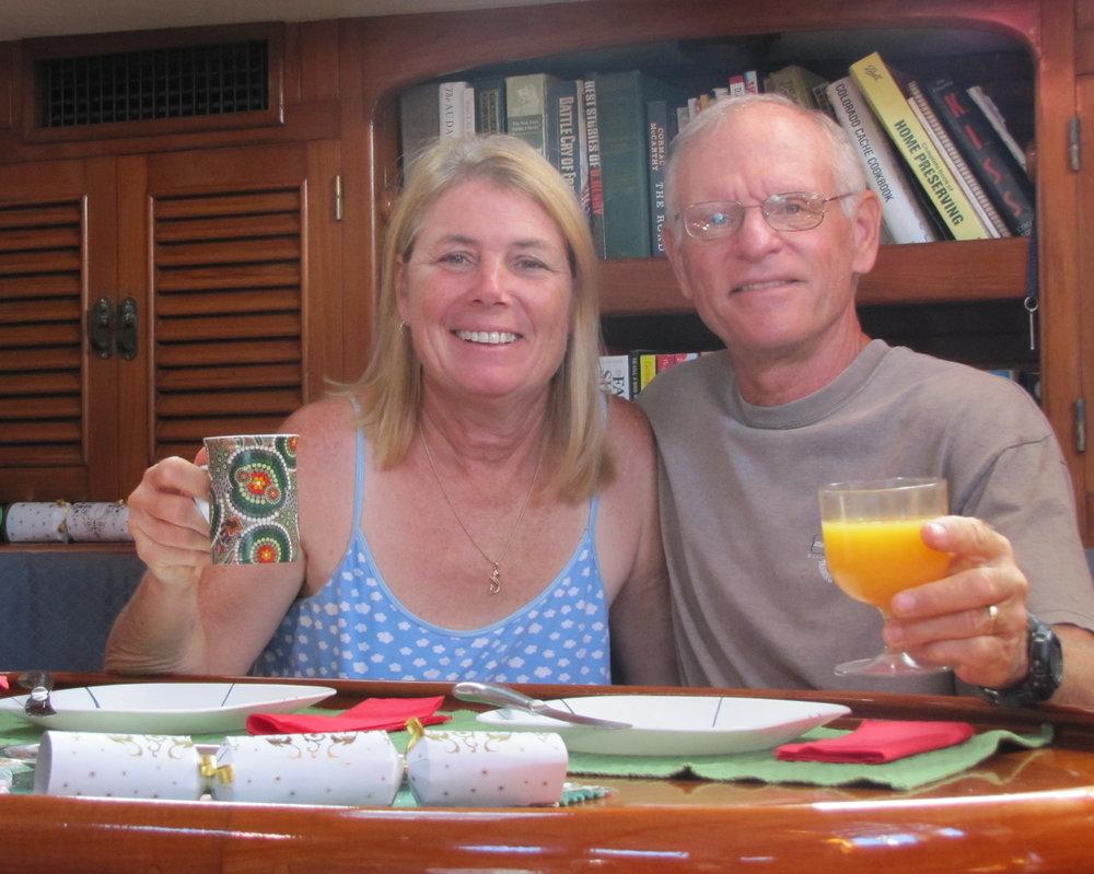 A Christmas morning toast - Sydney-2011