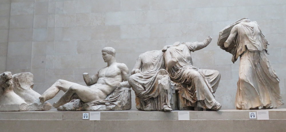 Parthenon Sculptures aka the Elgin Marbles