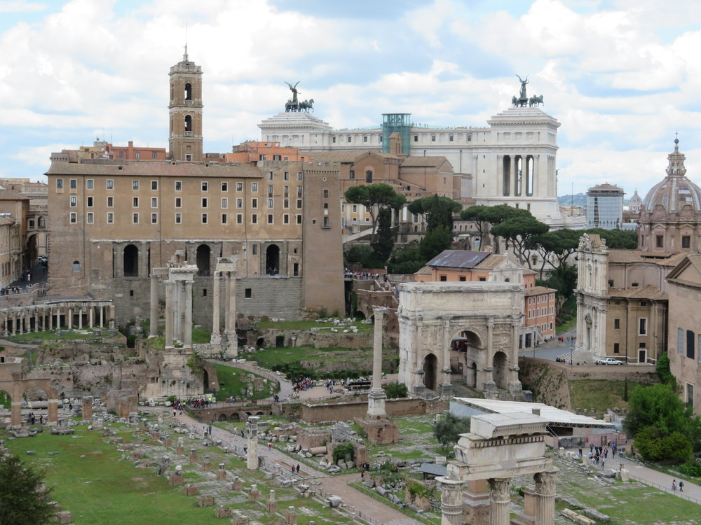 Colosseum_view from top of Palatine Hill.JPG