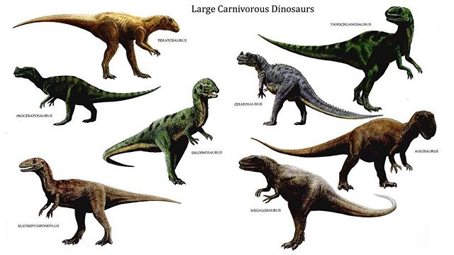 The first dinosaurs may have originated in the Northern Hemisphere, possibly in an area that is now Britain.  http://www.bbc.co.uk/news/science-environment-39305750