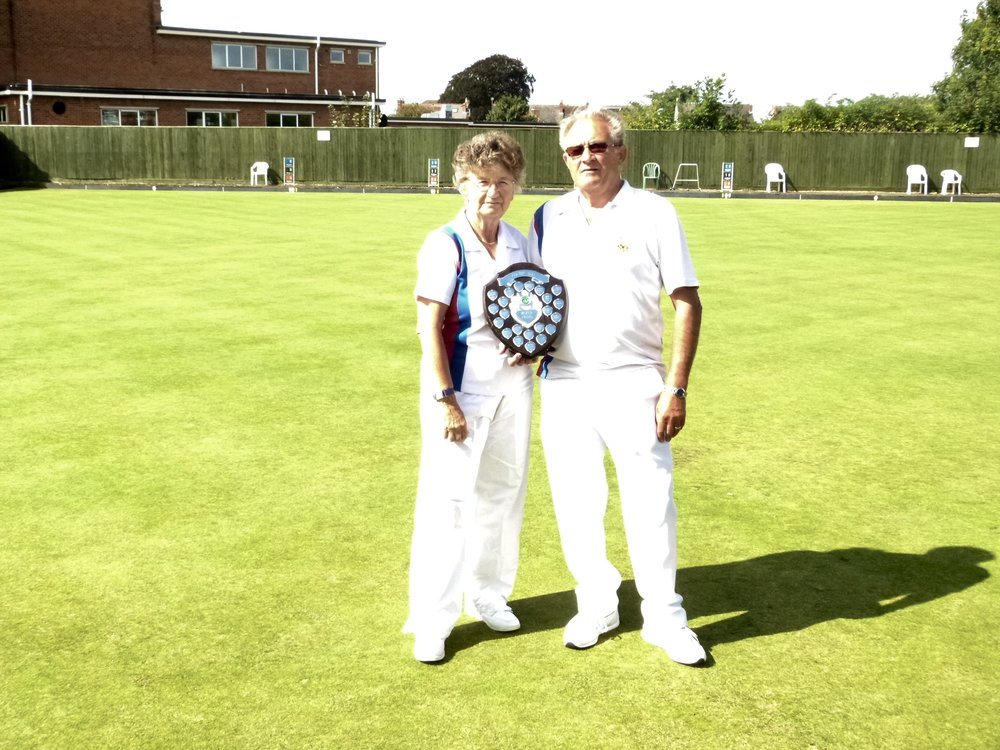 MIXED PAIRS   Winners - John Baker & Jill Freeman  Runners Up - Charles Wallace & Veronica Baldwin