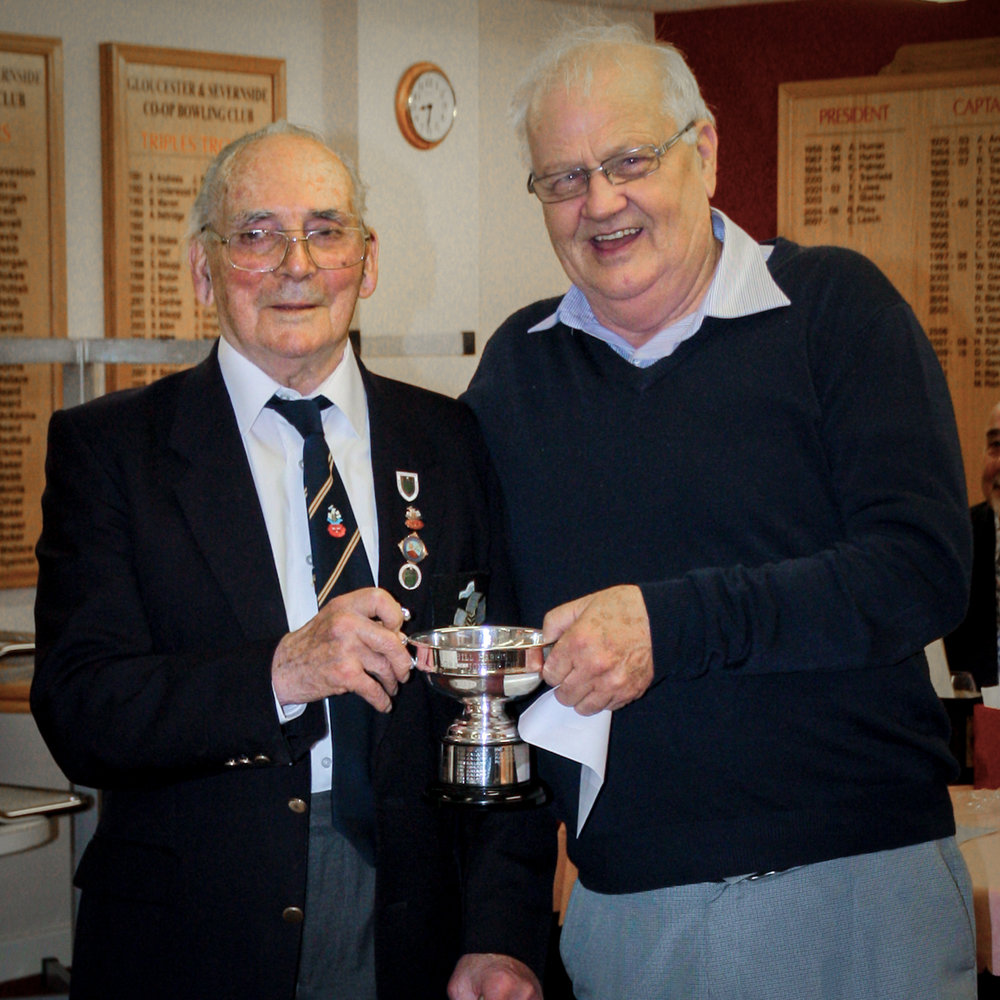 Bill Harris Cup Winner