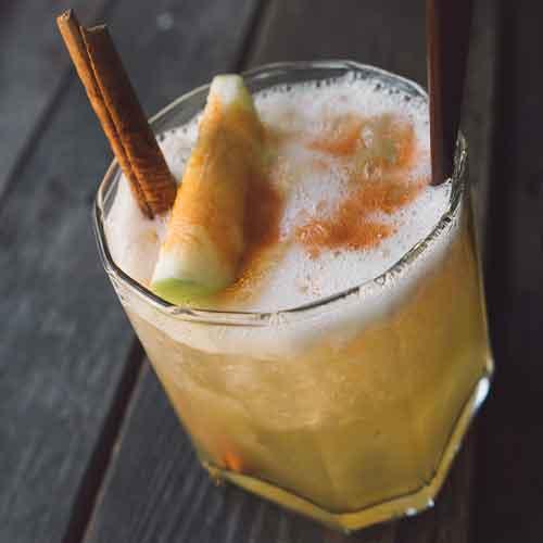 HARVEST SANGRIA - PearsApplesOrangesHeron Hills Unoaked Chardonnay20-Plate VodkaApple Cider