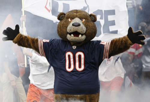 Staley - Chicago Bears