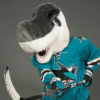 S.J. Sharkie - San Jose Sharks