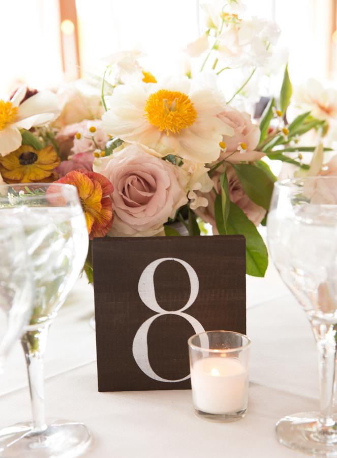 Wedding Table Numbers, Table Number Wedding - Single Wedding Table Number - TB-1.jpg