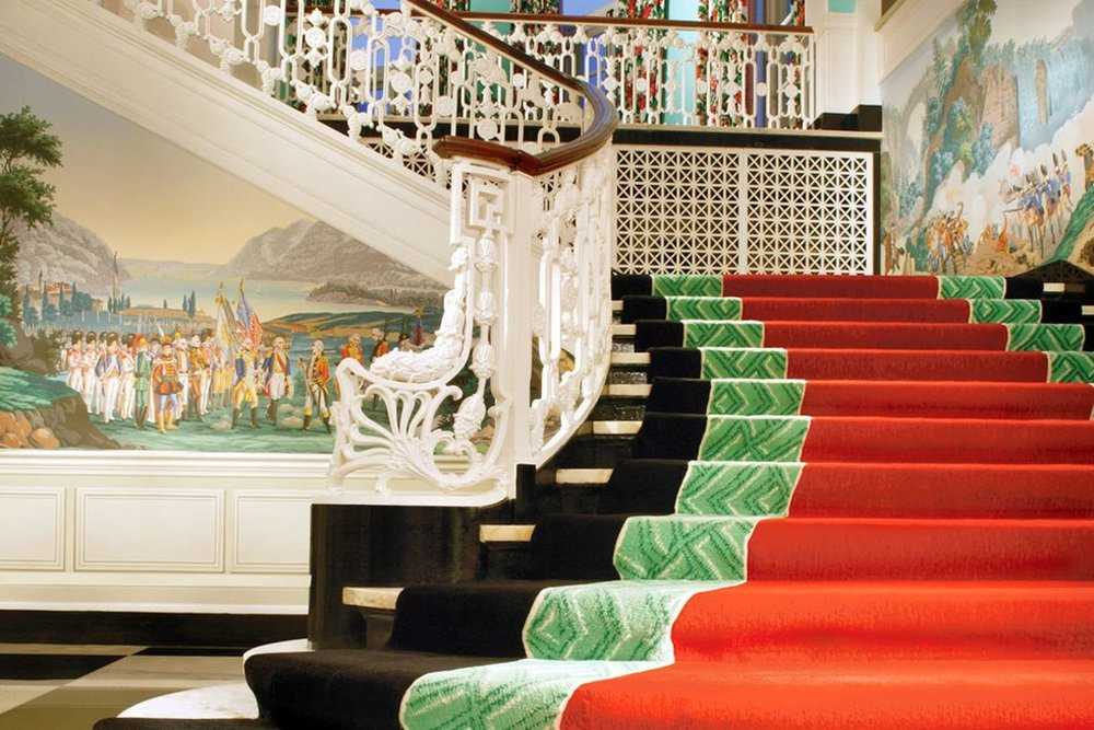 The Greenbrier is a National Historic Landmark and world-class resort that has been welcoming guests from around the world since 1778. - See more at: http://www.greenbrier.com/HomePage-Sub-Pages/About-The-Greenbrier#sthash.eDnFcvat.dpuf