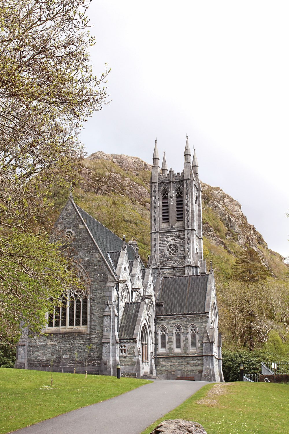 Henry Mitchell built the Gothic Church in memory of his beloved wife, Margaret. Photo by Lucy Mashburn
