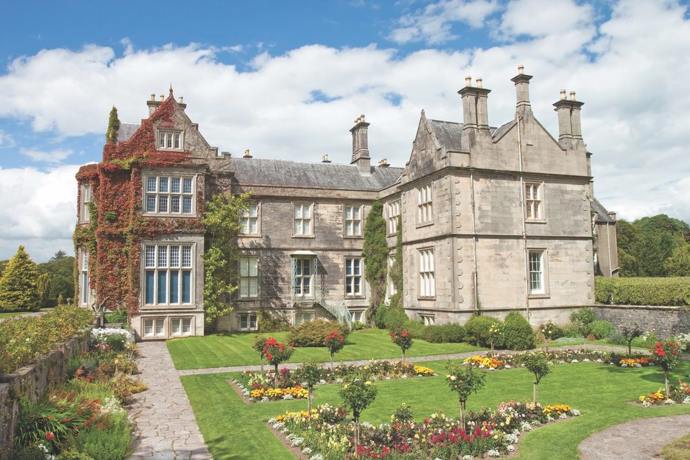 Muckross House and Gardens in Killarney National Park