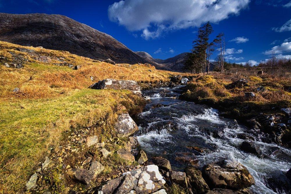 Ireland River Landscape