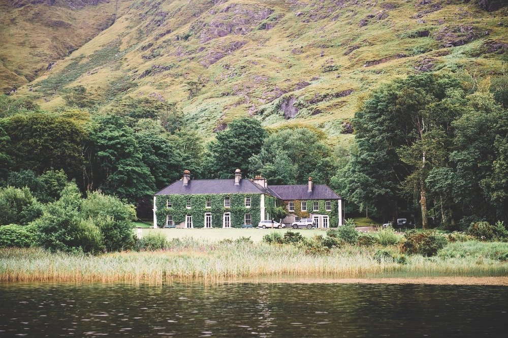Delphi Lodge on Fin Lough
