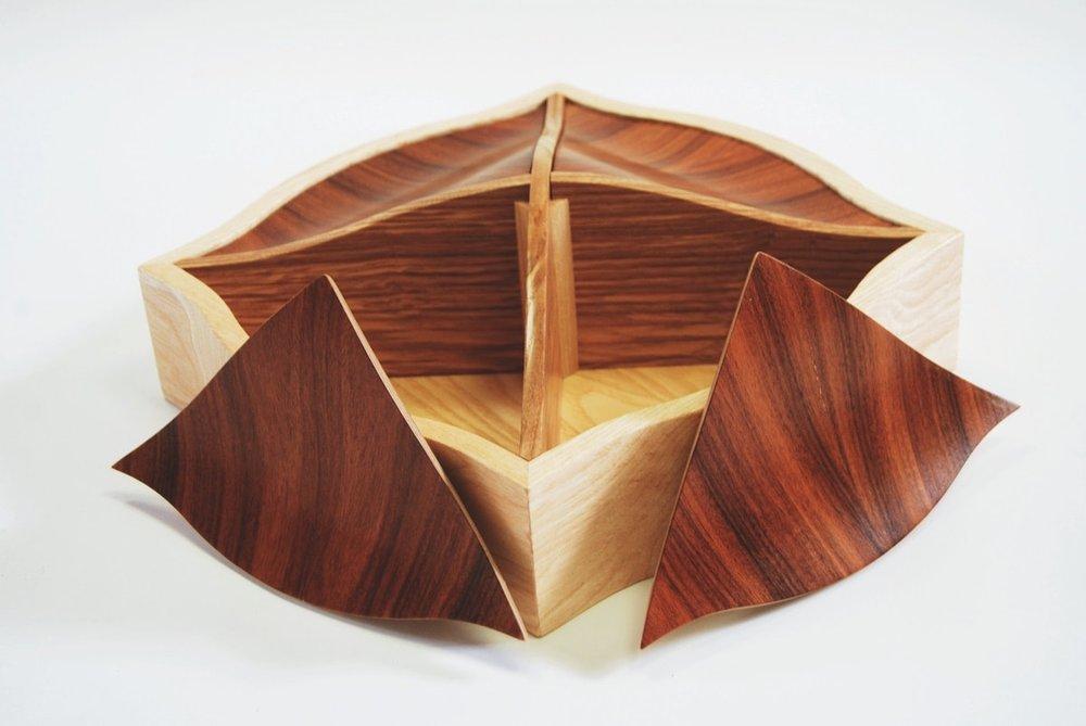 Keepsake box by Matthew Howard
