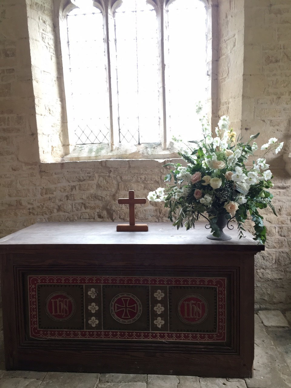 church alter display.JPG
