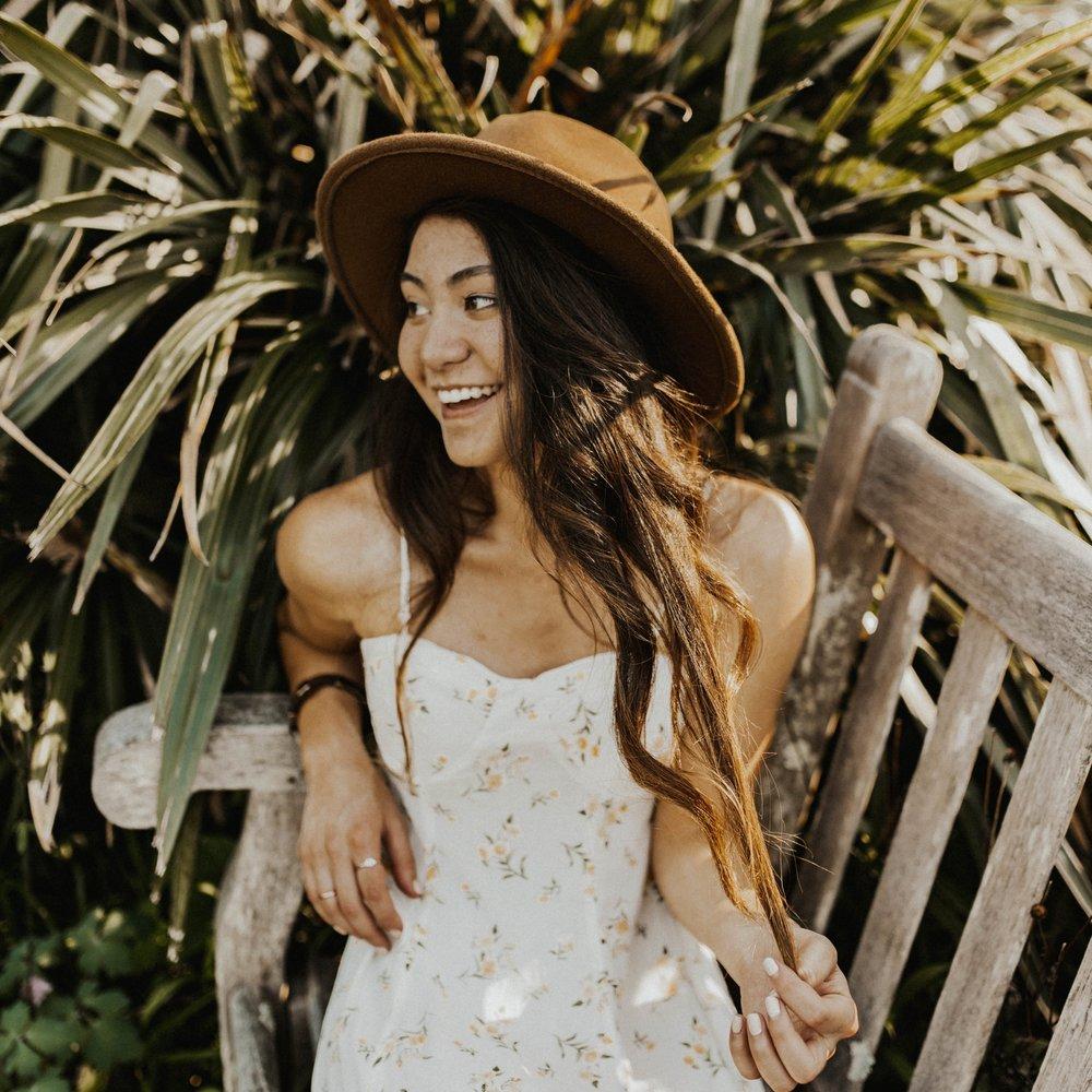 Meadowlark Botanical Gardens | Senior Session — Hannah Teramura ...