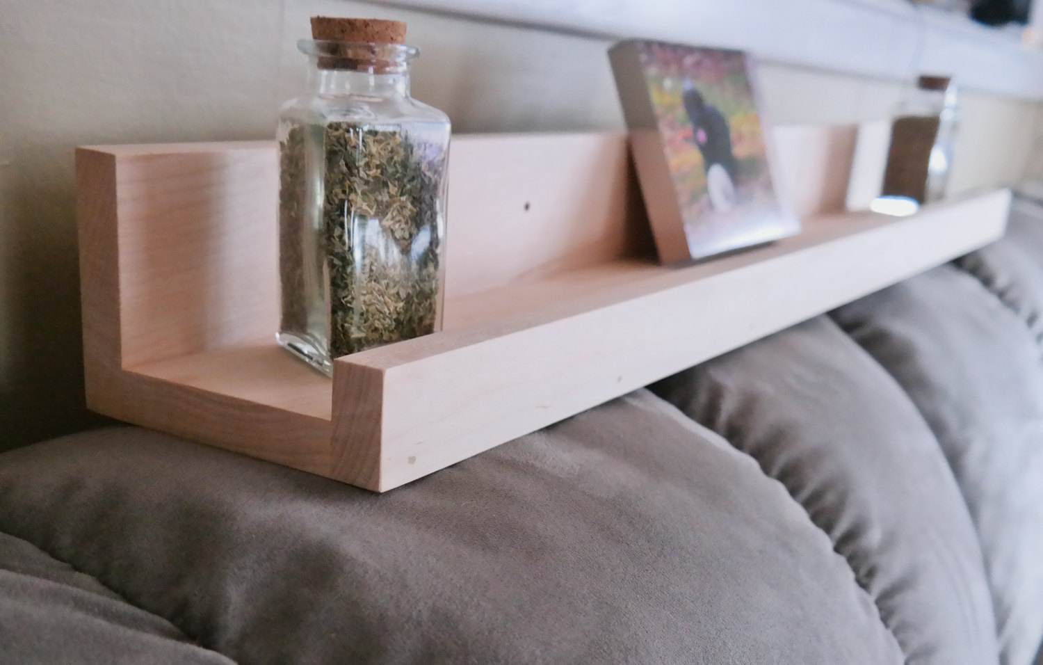 rustic wall ledge shelf ledge shelf maple ledge shelf