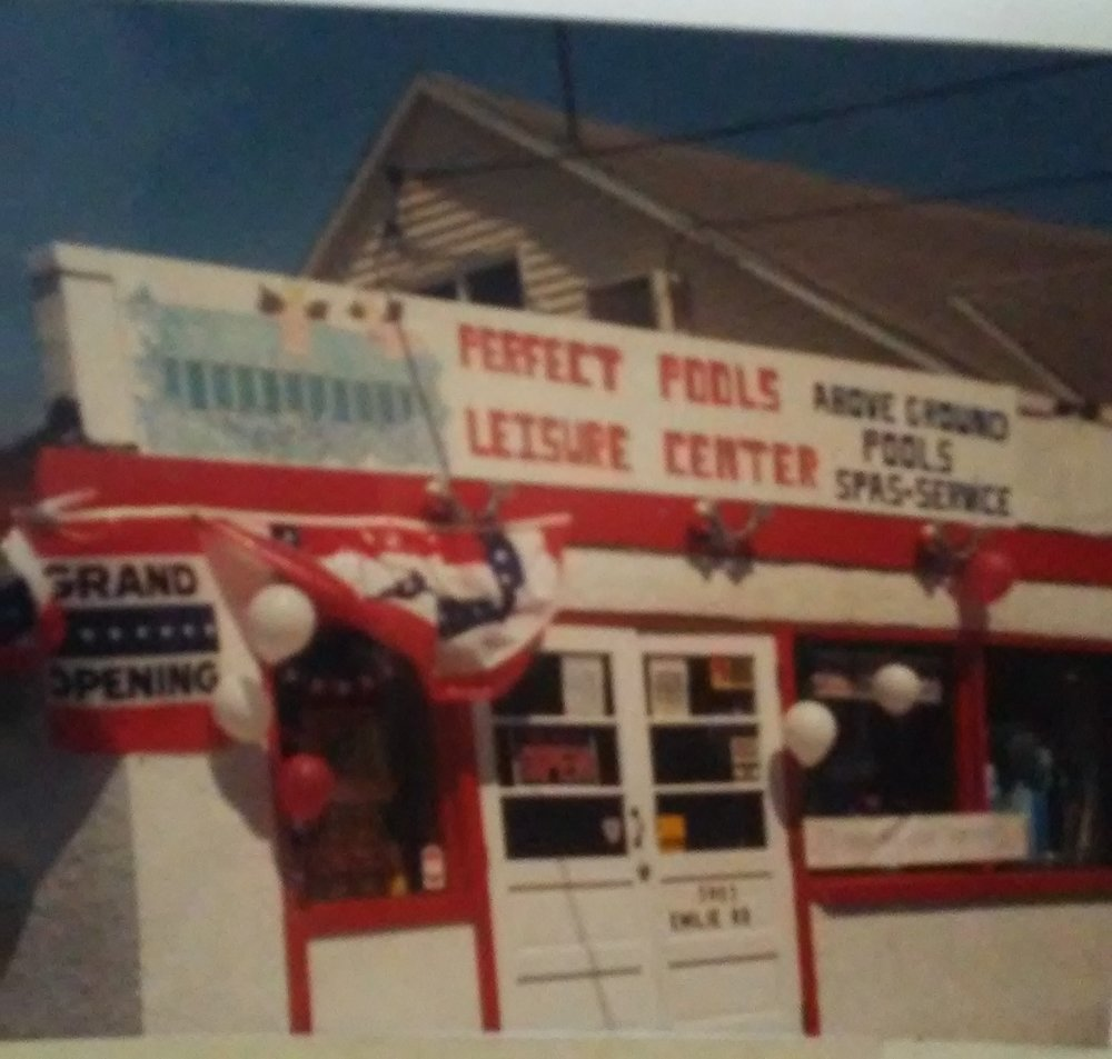 Pictured above original Levittown location on Emilie Rd. in the 1980's before moving to its present location on New Falls rd. in 1993. How time passes by so quickly.