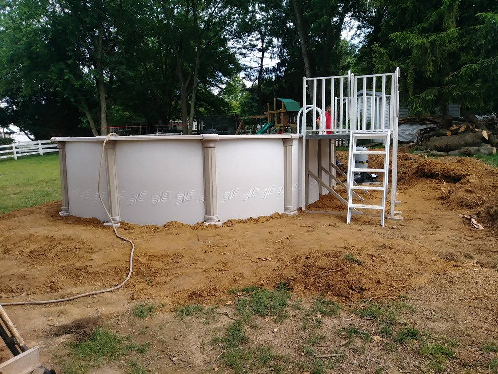 Build and filling in the same day