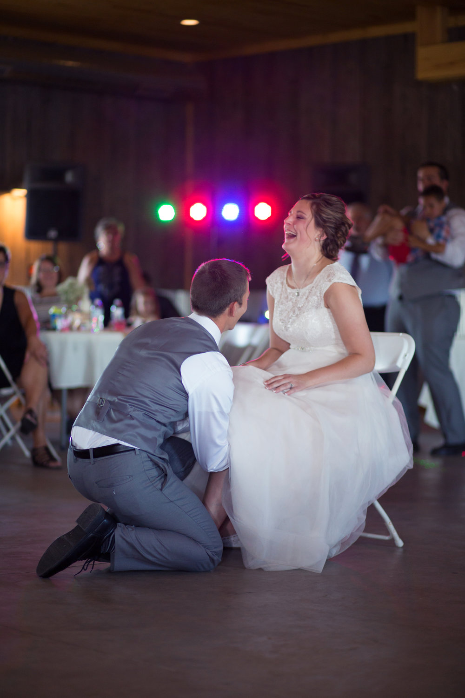 Michigan Barn Weddings Near Grand Rapids