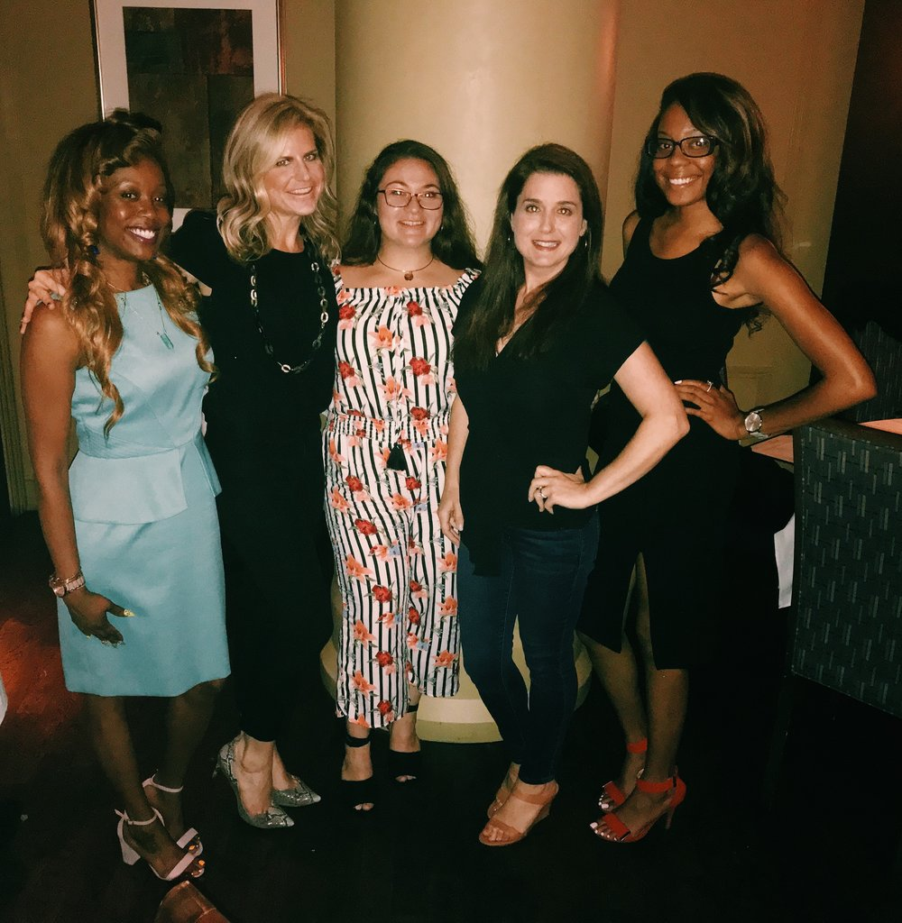 Farewell Dinner - We said farewell to our interns with a delicious dinner at Davio's Northern Italian Steakhouse to thank them for an amazing summer of hard work!