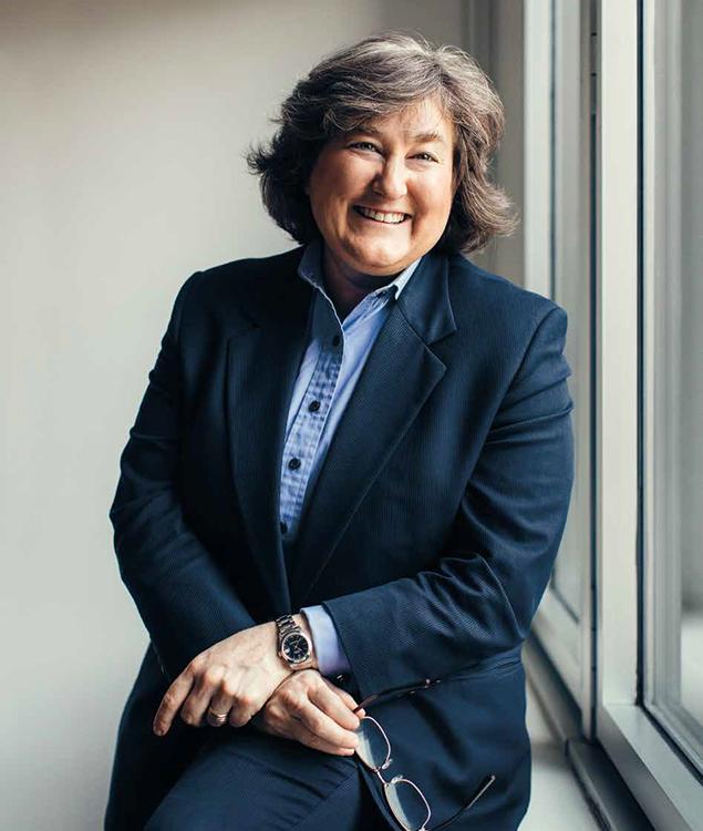 Erika Karp Founder & CEO, Cornerstone Capital Inc.
