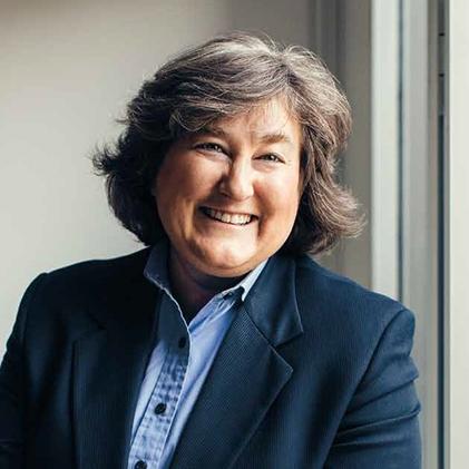 Erika Karp, CEO, Cornerstone Capital Group