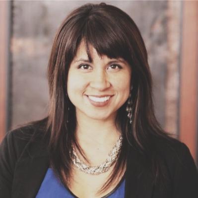 Veronica Olazabal, Director, Measurement, Evaluation & Organizational Performance, The Rockefeller Foundation