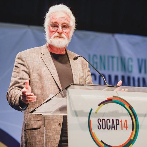KEVIN JONES Founder & Convener, SOCAP Group