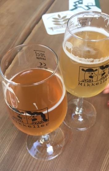 Momono ・サワービールと柚子のビール・Yuzu Berliner