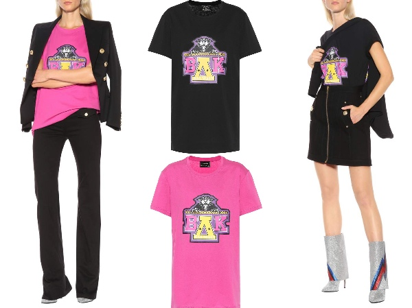 Photo: mytheresa.com   ビヨンセ・Beyonce コラボ・Tシャツ 3カラー