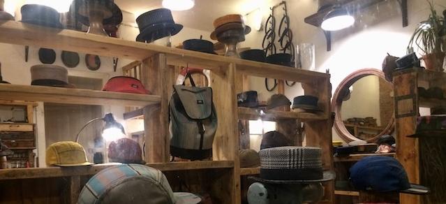 Photo: MOMONO Captn-Crop 帽子ショップ