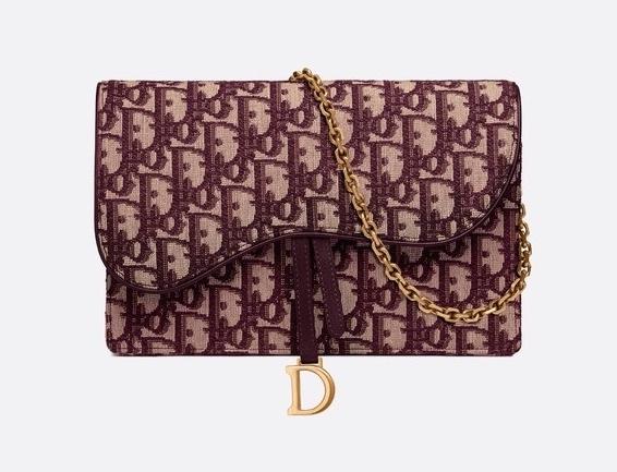 Photo:Dior  ディオール  ロゴ・SADDLE DIOR ショルダーバッグ