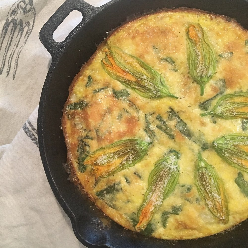 Real Food Frittata Recipe