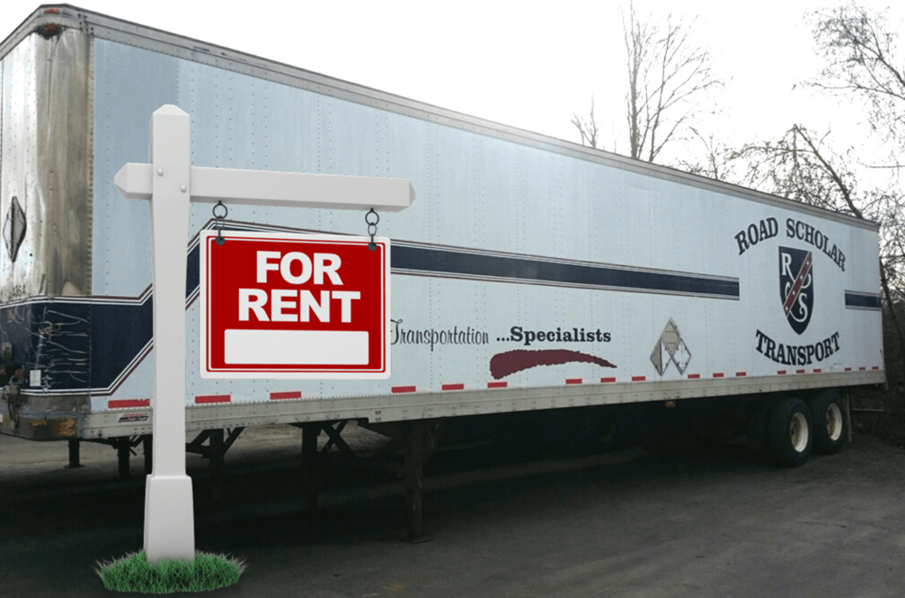 TRAILER RENTAL : Short or long term van or reefer trailer rental. Quality DOT inspected equipment. Monitoring services also available.  READ MORE