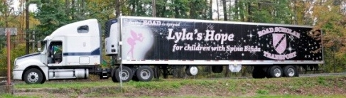 Lyla's Hope - Spina Bifida Awareness