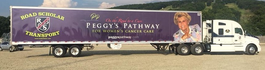 PEGGY'S PATHWAY - WOMAN'S CANCER AWARENESS