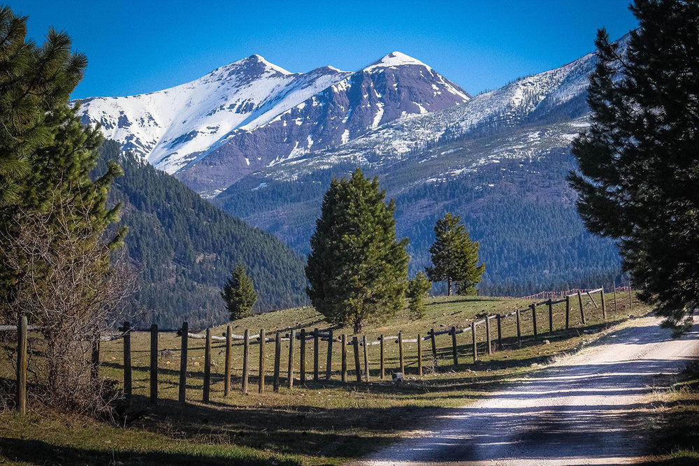 Montana Mountain View Ranch Vacation Rental