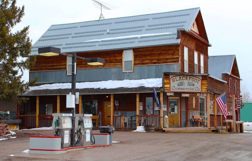 Blackfoot Commercial Company