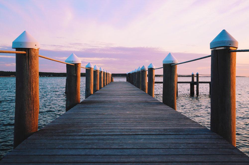 Noyack Bay Sunset Dock Summer 2017-1.jpg