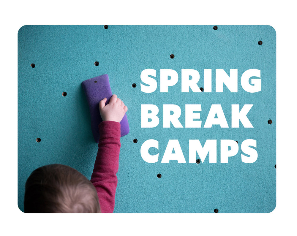 Spring Break Camps 2018 - Camps run Monday April 2nd – Friday April 6th, from 8am to noon. Ages 5 – 12. Find all the details and sign up below.