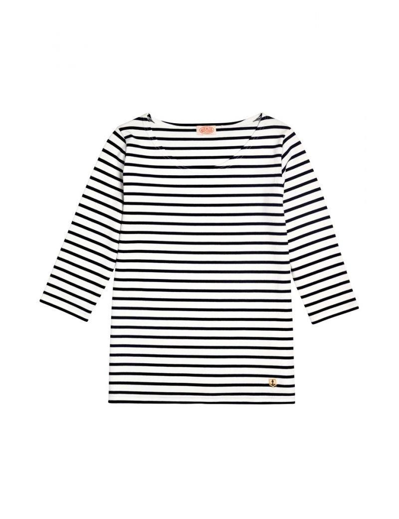 Striped Shirt - Thick Cotton