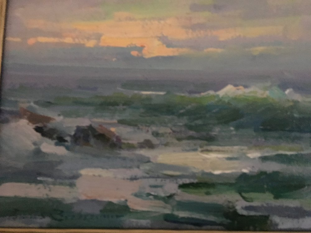 After The Storm. 8x12. $2,800.00