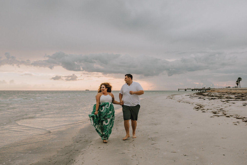 Fort Desoto Florida-Engagement Session-Bianca and Michael -100.jpg