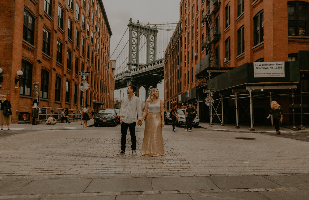 Dumbo New York City - Couples Session- Kayla and Ryan-1.JPG